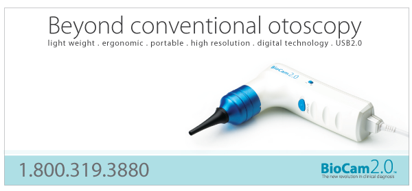 BioCam Video Otoscope for the Vetinarary Industry_Highlights